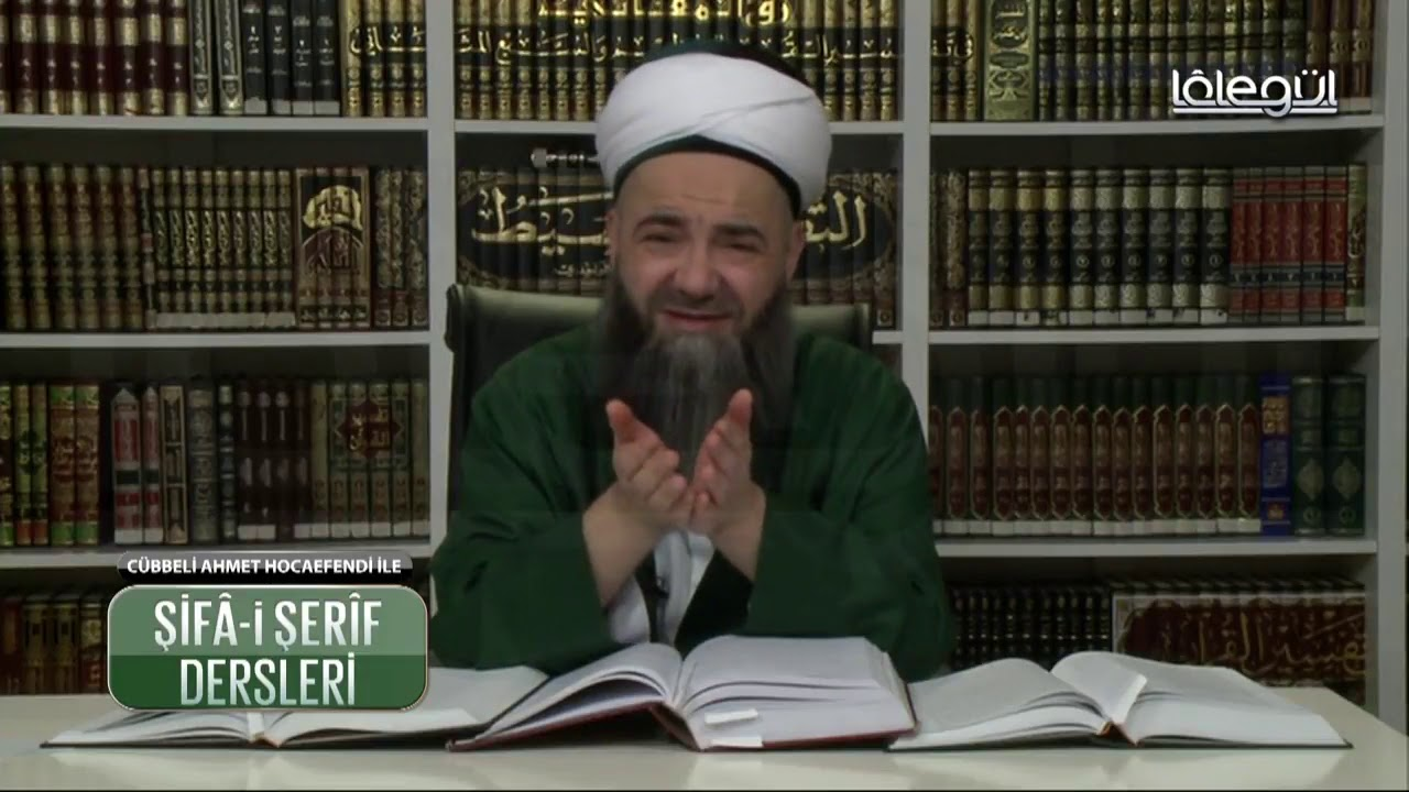 Şifâ-i Şerîf Dersleri 10. Bölüm