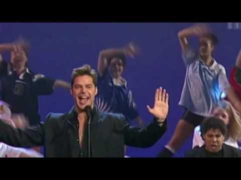 Ricky Martin - La Copa De La Vida 1998