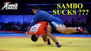 Does Sambo suck? An answer to Chael Sonnen.