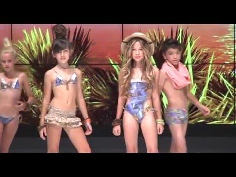 DC Kids en FIMI Fashion Week Детская неделя моды