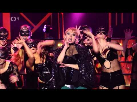 Robert Fox - Veronika Žilková - Lady Gaga