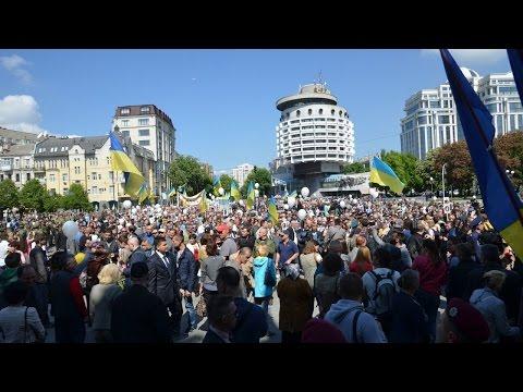 Ukraine: Tag des Hasses statt »Tag des Sieges«
