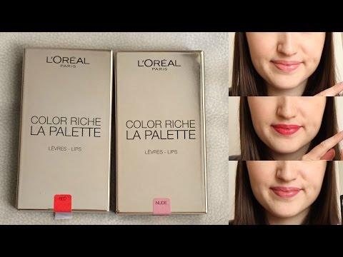 Color Riche La Palette Lip - Pink by L'Oreal #3