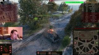 Charioter. Смотр танка, прокачка Британских ПТ-САУ.