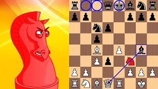 The Killer Chess Knight