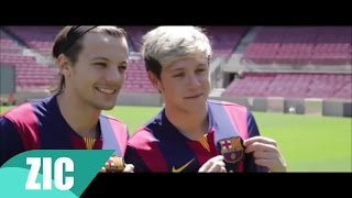One Direction - Football  Euro 2016