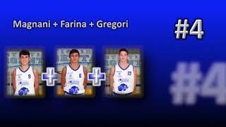 U16 E: JBR – VL Pesaro highlights