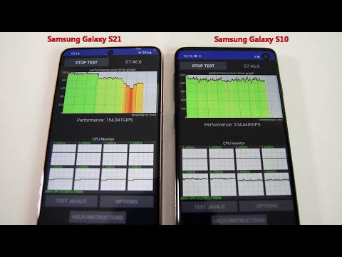 НАМ ЛГУТ? Samsung Galaxy S21 против Samsung Galaxy S10 / Арстайл /