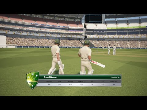 Download The Ashes First Test Day 1 Ashes Cricket Game Video