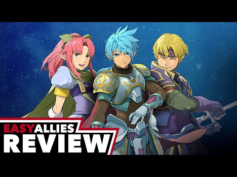 Star Ocean First Departure R - Easy Allies Review - YouTube video thumbnail