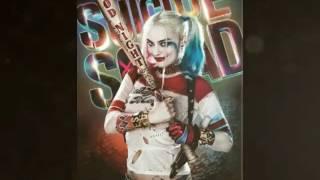 Harley Quinn & Joker - Heathens (Picture only)