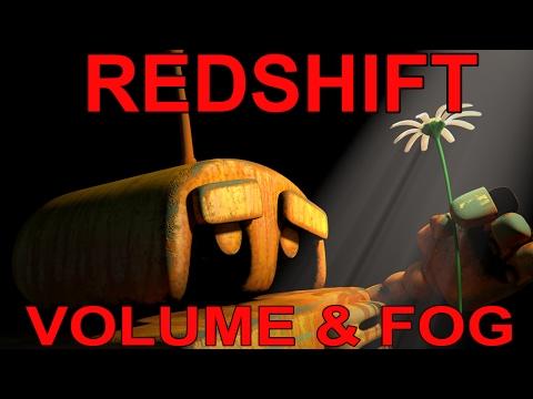 Redshift Volume Object & Material - игровое видео смотреть онлайн на