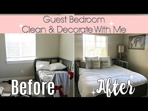 mp4 Decorating Guest Room, download Decorating Guest Room video klip Decorating Guest Room