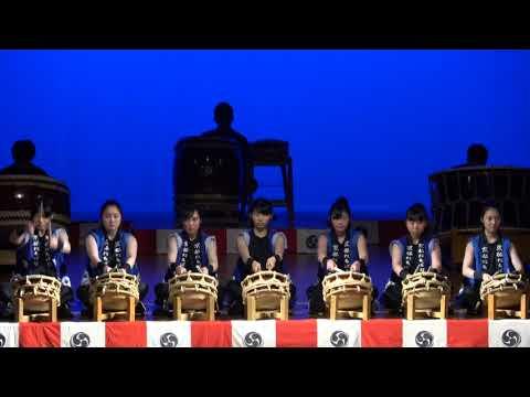 京都橘中学校・高等学校太鼓部 第21回定期演奏会(4/10)