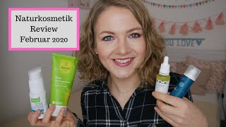 Naturkosmetik-Review Februar 2020 // i+m, Weleda, Bio:Végane, Alterra, Sante // annanas beauty