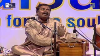 Sheher Dar Sheher | Hariharan | LIVE | Hindustani Classical | Idea Jalsa | Art and Artistes