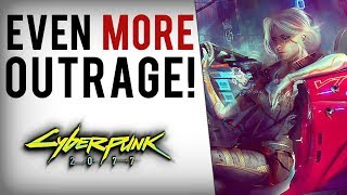 Cyberpunk 2077 Apologizes For Joke That Caused Outrage BUT People Are Still Angry...