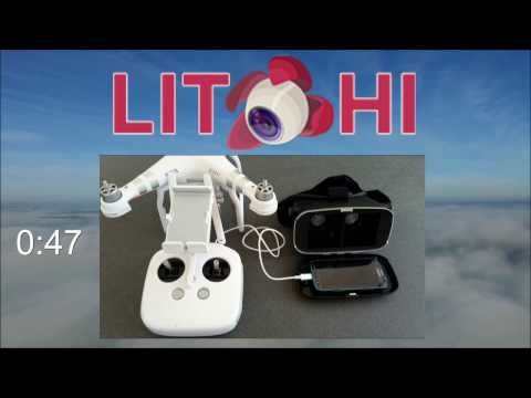DJI Phantom 3 Advanced mit Litchi App (Waypoint Modus) - Frank
