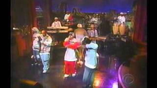 Nelly   Hot In Herre Live On Letterman