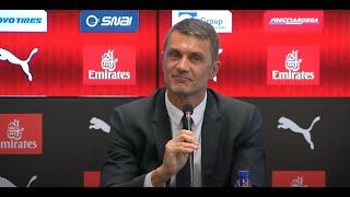 Paolo, the homecoming: Maldini