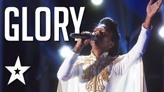 Sharon Irving's Inspiring Cover Of John Legend's 'Glory' | Got Talent Global