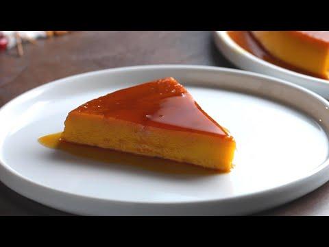 How To Make Kabocha Flan •Tasty