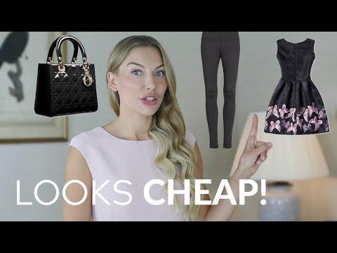 10 Things Elegant Ladies NEVER Wear!