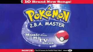 2.B.A. Master (By Russell Velázquez) - Pokémon 2.B.A. Master