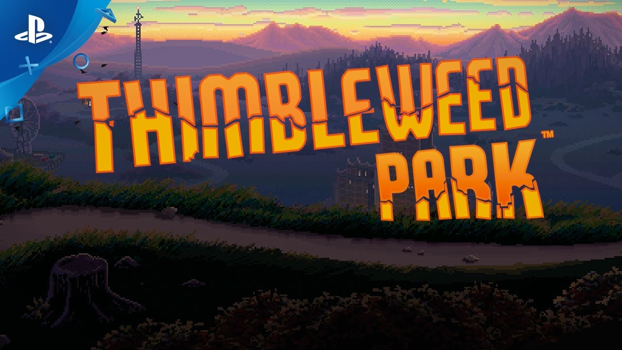 Solve a Murder (Maybe) in Thimbleweed Park, Coming to PS4 on August 22
