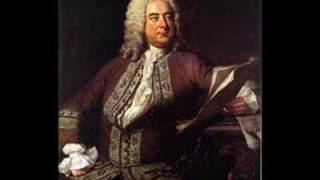 George Frideric Handel - The Arrival of the Queen of Sheba