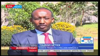 Business Today: Tourism Uptick with Samson Some 18/1/2017