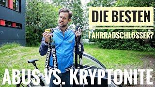 Abus City Chain Granit X vs. Kryptonite New York Kette - Vergleich der sichersten Fahrradschlösser