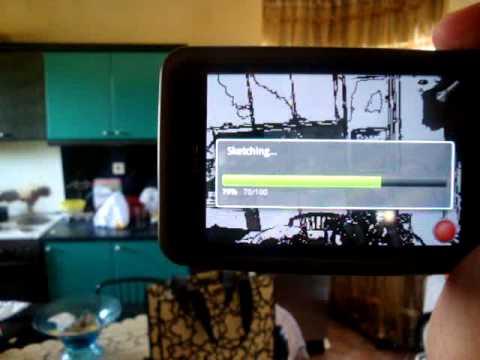 Video of Sketch Camera Free