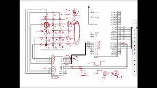keyboard interfacing with 8051 tutorial - मुफ्त