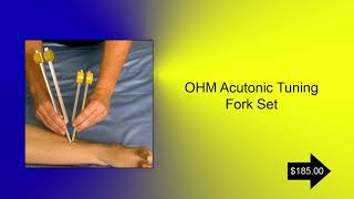 Get benefits from tuning forks for sound healing