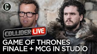 Game of Thrones is Over! Let's All Talk About It + McG in Studio - Collider Live #138