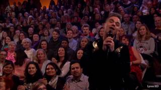 "Robbie Williams ""Love My Life"" Alan Carr's: Chatty Man Christmas Special 2016  720p"