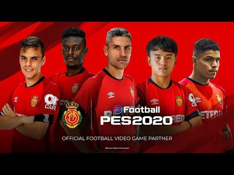 eFootball PES 2020 x RCD Mallorca - Partner Announcement Trailer