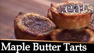 Professional Chefs Best Butter Tarts Recipe!