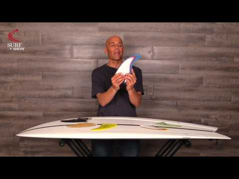 "Firewire Rob Machado ""GO FISH"" Surfboard Review by Noel Salas Ep.30"