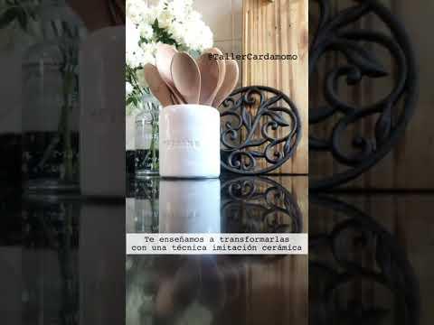 Imitación de cerámica