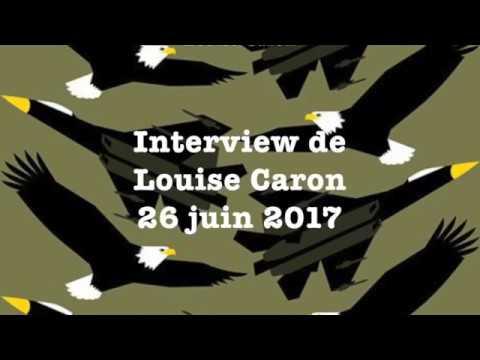 Vidéo de Louise Caron