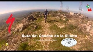 preview picture of video 'Ruta del Cancho de la Silleta'