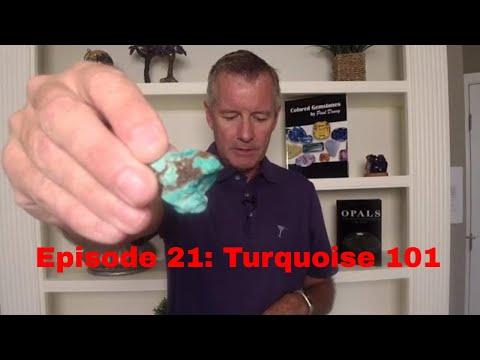 Episode 21: Turquoise 101