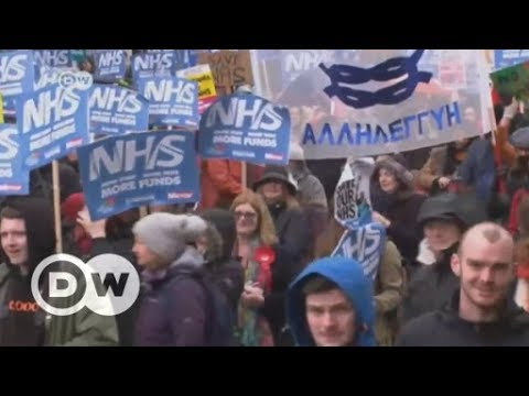 Brexit puts Britain's NHS workers and their services in doubt | DW English