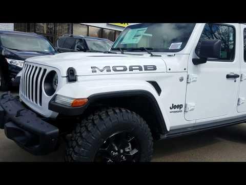 New 2019 Jeep Wrangler Sahara