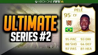 FIFA 14 - PATH TO PELE - Ultimate Team Trading&Pack Series! Episode 2