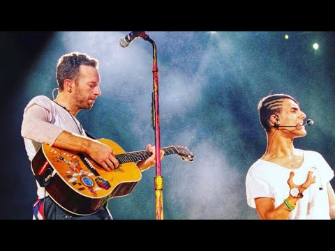 "Coldplay Performs ""Imagine"" ft. (Emmanuel Kelly)"