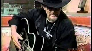 Waylon Jennings on the George Jones Show