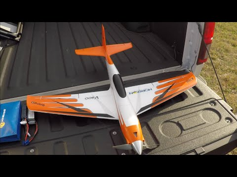 e-flite-v900-4s-flight